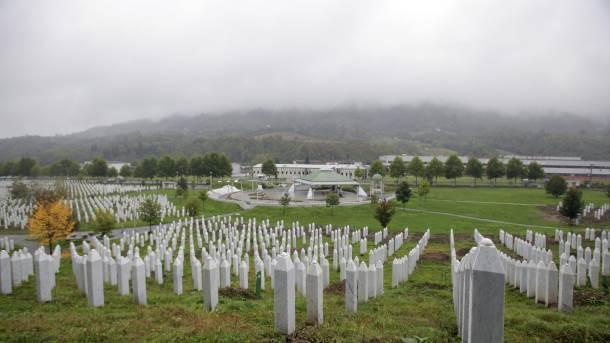 Srebrenica Potočare