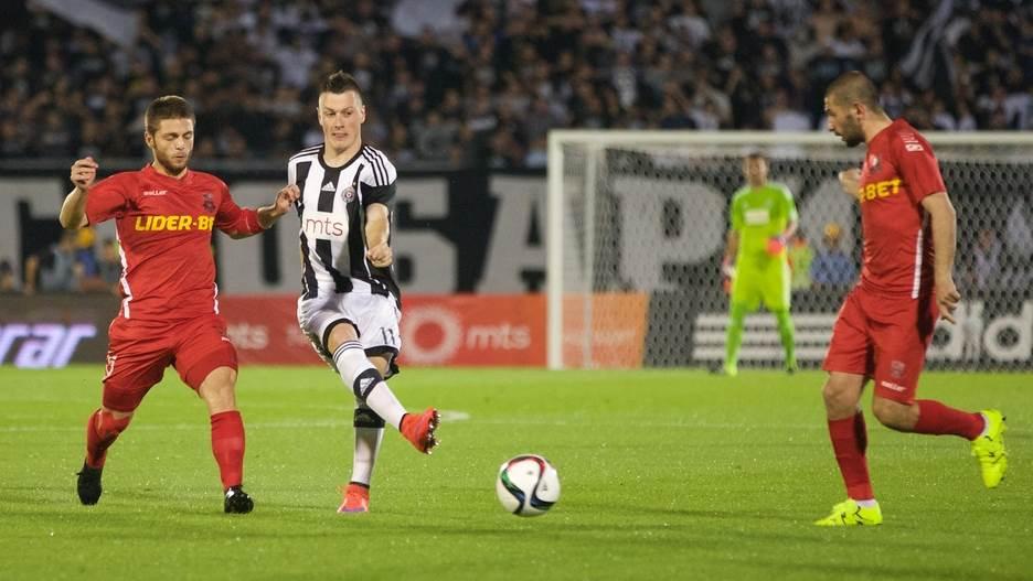 Babović razgalio Grobare: Partizan s 1:0 u Gori!