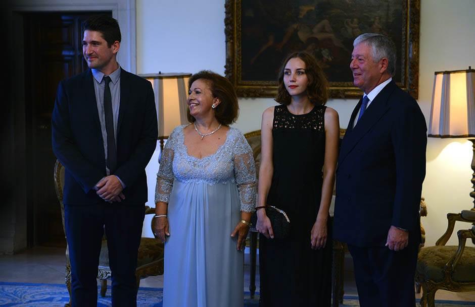 beli dvor, rođendan, prestolonaslednik, aleksandar karađorđević, karadjordjevic, rođendan, rodjendan, gala večera, vecera, glamur,