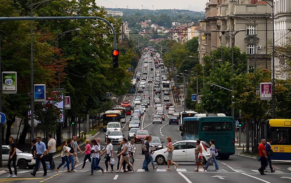Ovako Ce Izgledati Nova Ulica Kneza Milosa Foto Mondo Portal