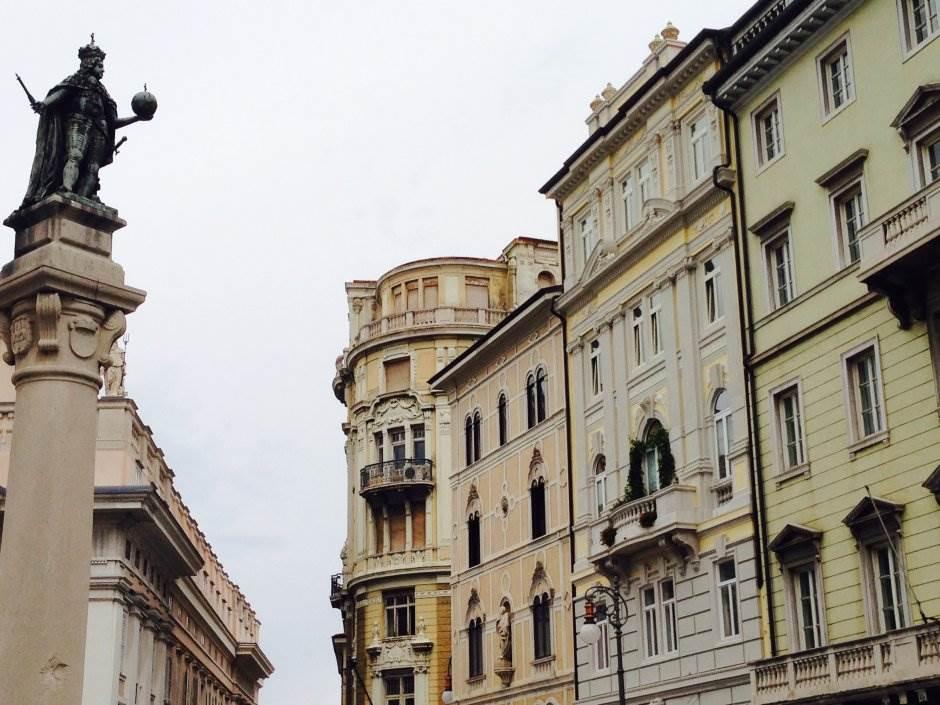trst, italija
