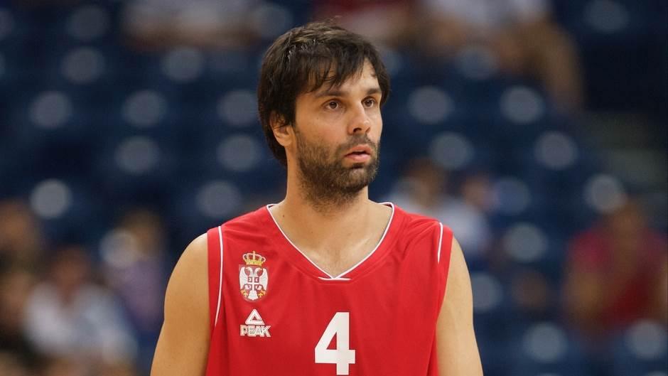 Miloš Teodosić Srbija