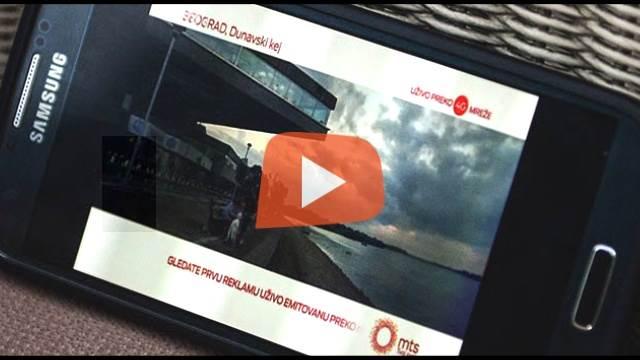 Telekom Srbija, 4G, internet, televizija, reklame, mts