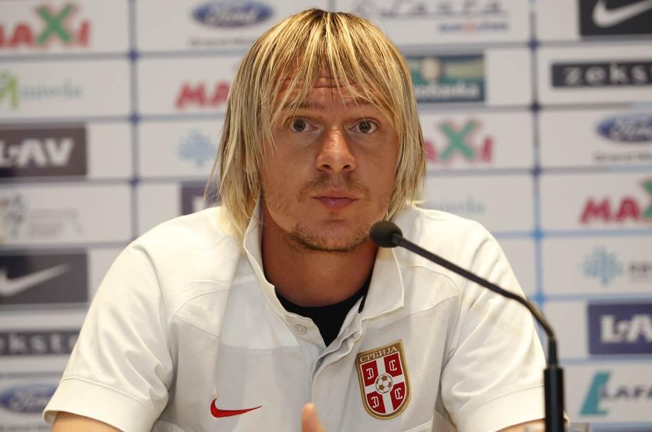 Miloš Krasić, Milos Krasic