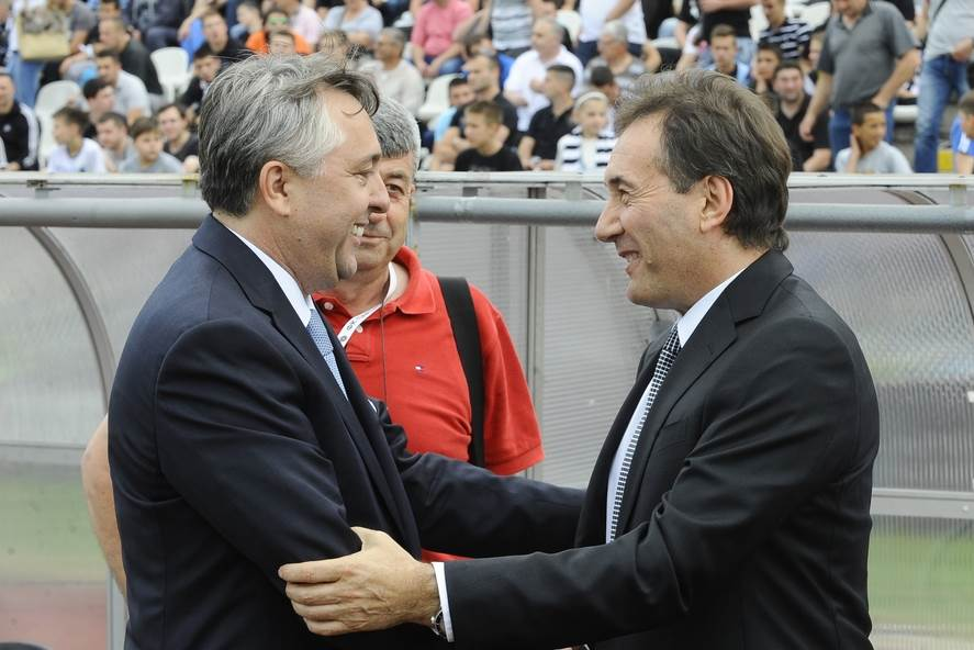 Zoran Popović, Zoran Šćepanović