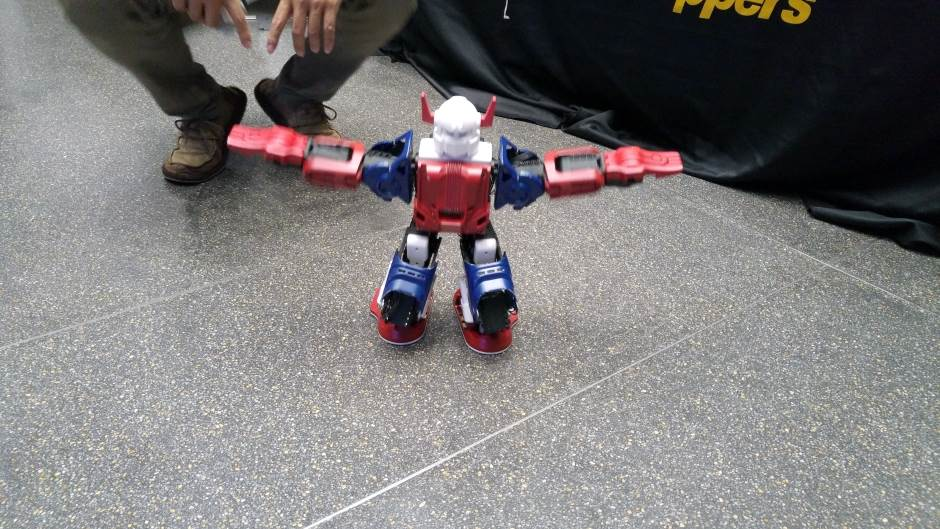 Robot, Roboti, Robot sklekovi, Robot radi sklekove