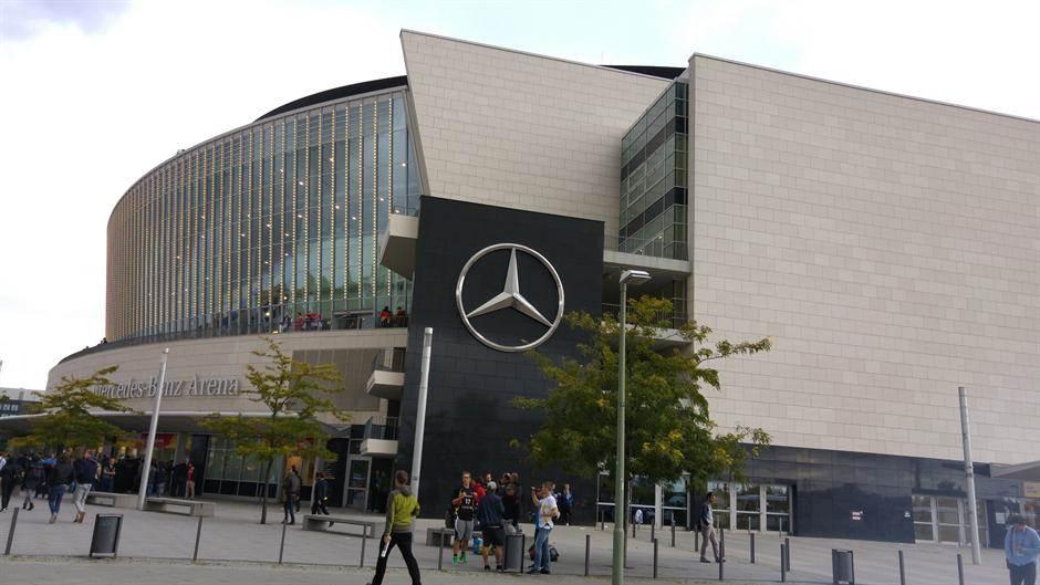 Eurobasket, košarka, Berlin, arena, dvorana, Mercedes arena, Mercedes Benz arena