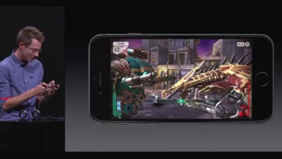 iPhone 6S i iPhone 6S Plus Igre.
