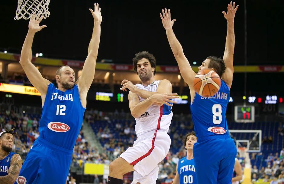 orlovi, eurobasket, Miloš Teodosić, srbija
