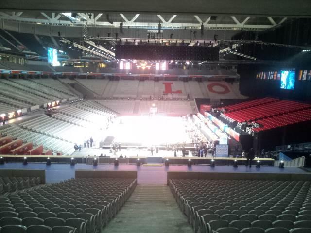 Lil, dvorana, eurobasket