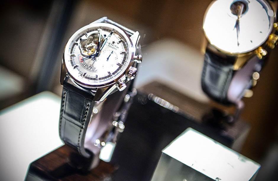 zenith, sat, časovnik, 24 sata elegancije, ručni sat