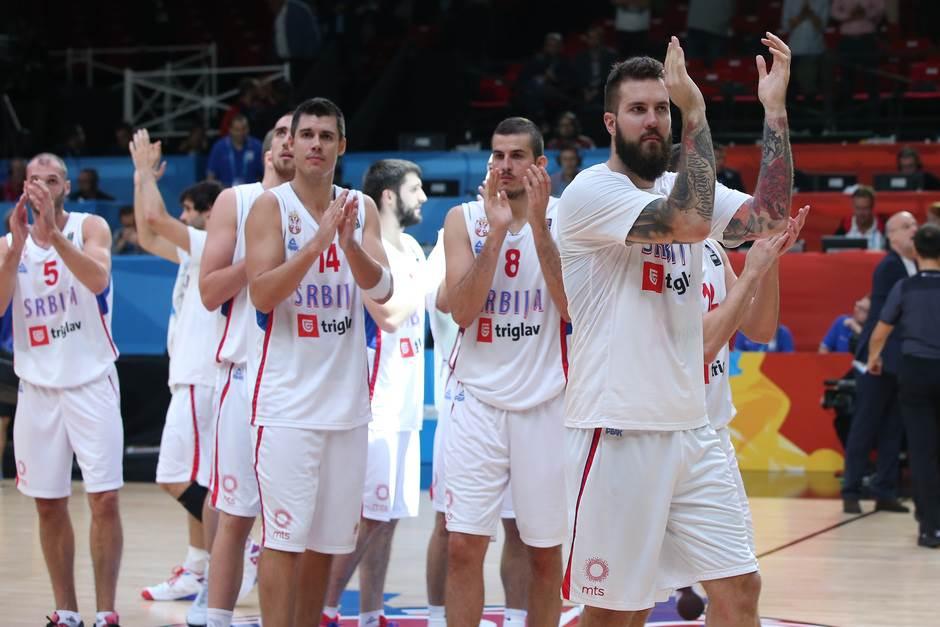 Miroslav Raduljica Eurobasket reprezentacija orlovi