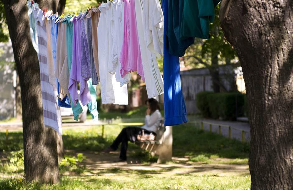 Država nudi pomoć i za pranje i peglanje veša!