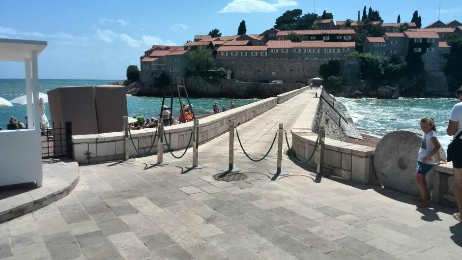 Sveti Stefan Crna Gora more