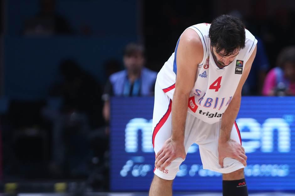 Bez Srba u prvoj petorci Eurobasketa!