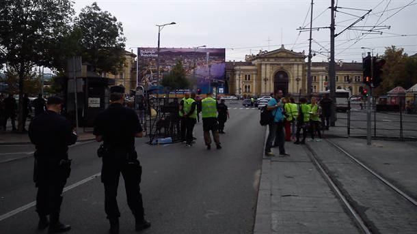parada ponosa, policija