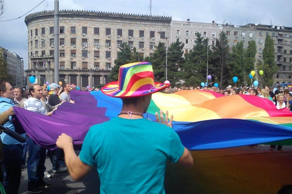 parada ponosa, gejevi