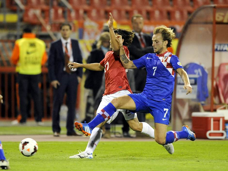 Ivan Rakitić, Hrvatska, Hrvati, hrvatski fudbaleri, hrvatska reprezentacija