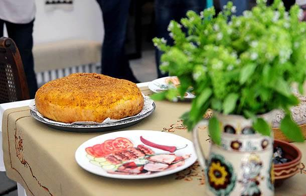 slava, kultura ishrane u srbiji, slavski kolač