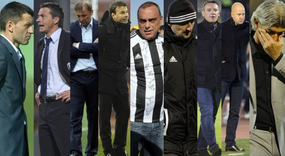 Treneri Partizana: Sa i bez kredita