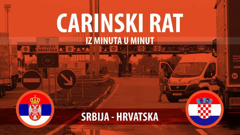 CARINSKI RAT SRBIJE I HRVATSKE