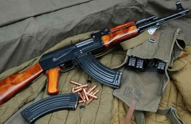 municija, puška, oružje