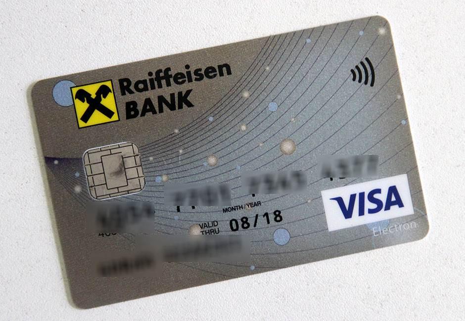 VAŽNO: Ako vam ukradu platnu karticu...