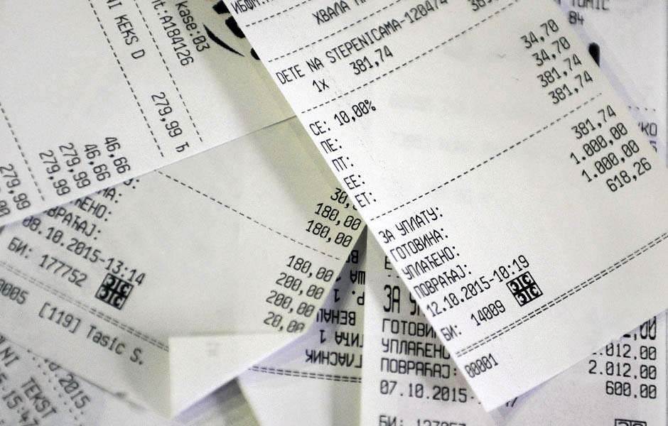 """""""Uzmi račun i pobedi"""": Već stigla 31.000 koverata"""