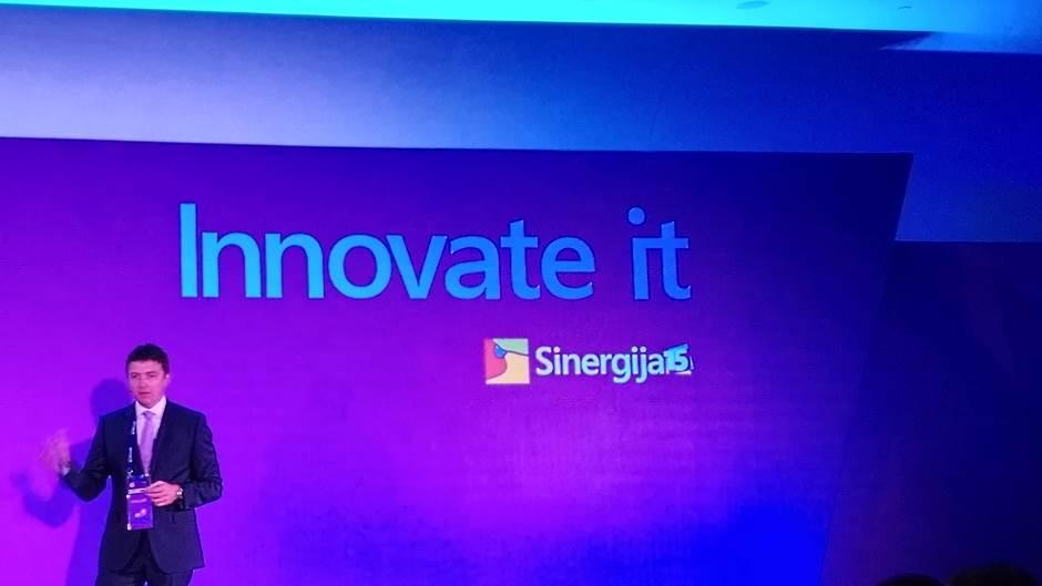 Microsoft Sinergija 15, Microsoft, Sinergija 15, Sinergija