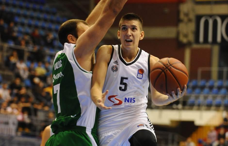 Petar Aranitović Partizan