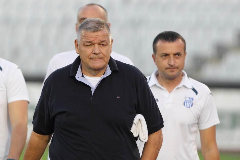 Dragoljub Bekvalac, OFK Beograd
