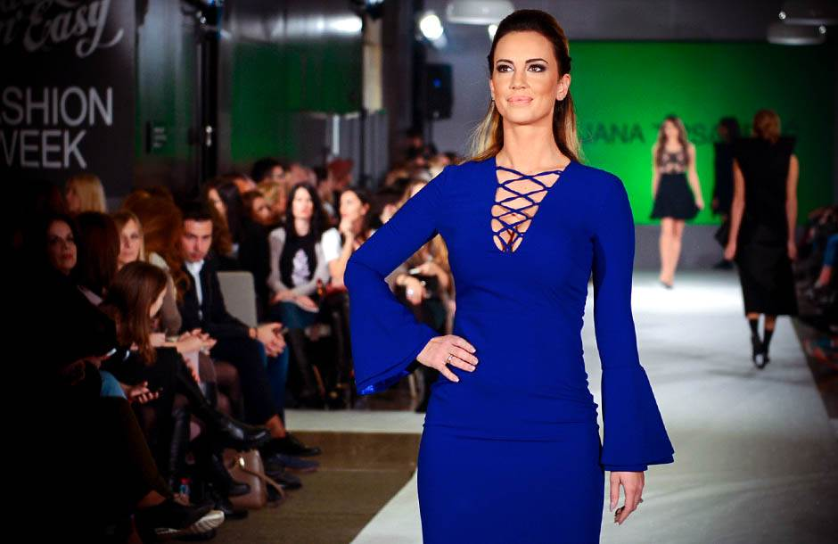 Aleksandra Gudell , fashion week beograd, beogradska nedelja mode, fashion week serbia,