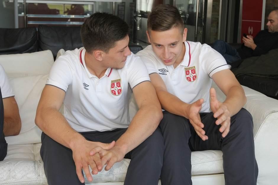 Luka Jovic, Ivan Šaponjić, Luka Jović, Ivan Saponjic, Jović Šaponjić, Jovic Saponjic