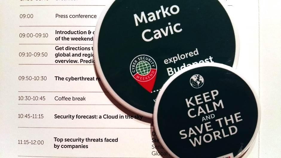 Kaspersky, Kaspersky Lab, #KLCSW, Cyber Security Weekend