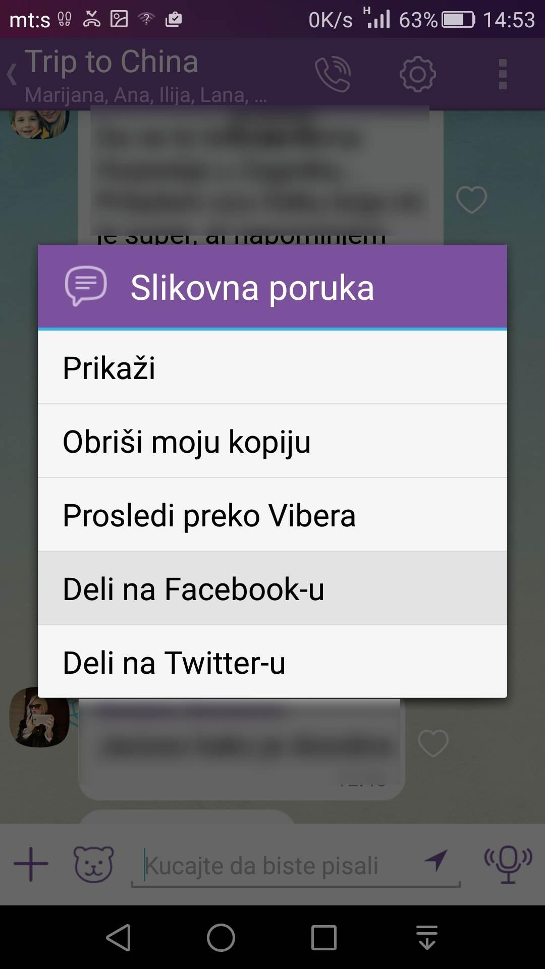 Viber: Volećete tri nove opcije!