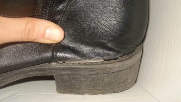 čizme obuća loš kvalitet