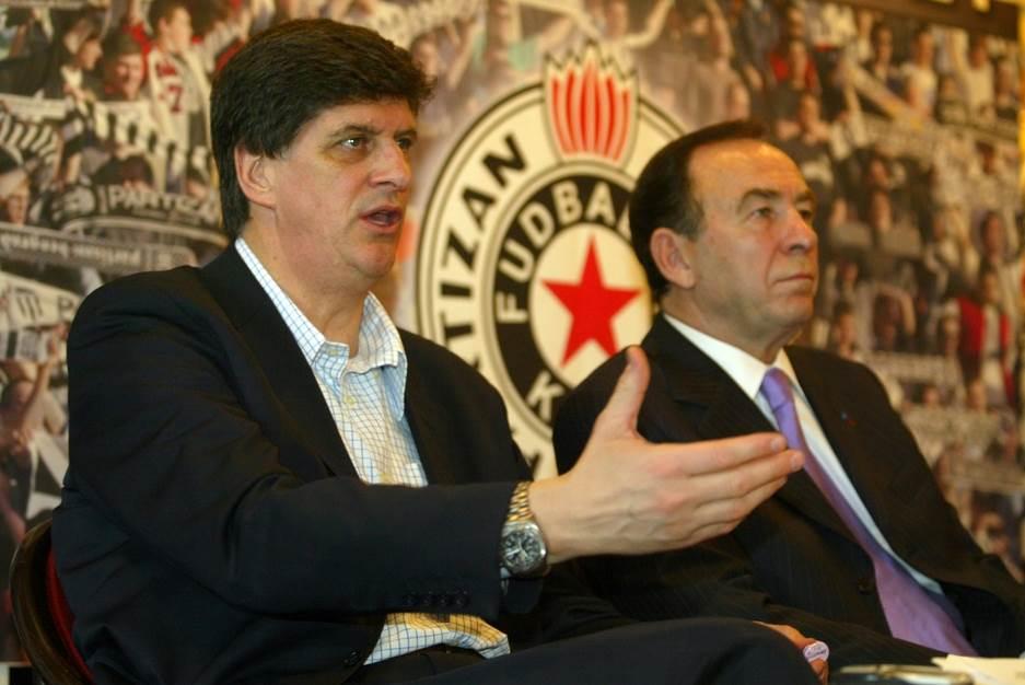 Žarko Zečević i Ivan Ćurković