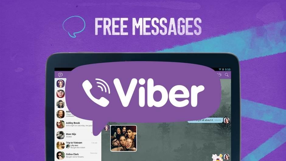 Viber: Samouništavajuće poruke i brisanje istorije