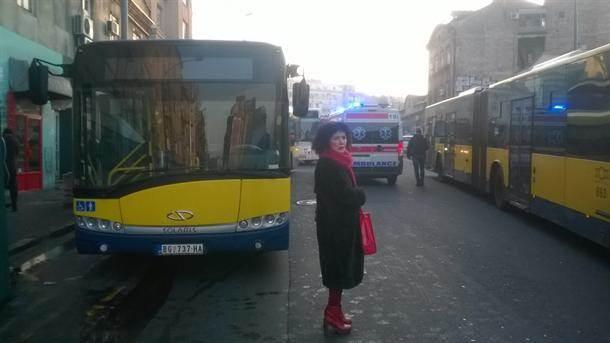 sudar, neseća, autobus