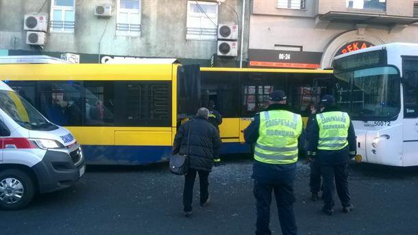 sudar, autobus, nesreća