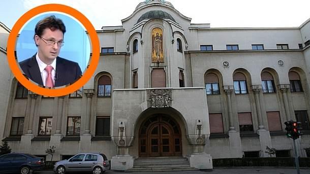 verbić spc patrijaršija veronauka ministar srđan verbić crkva đaci veoručitelj