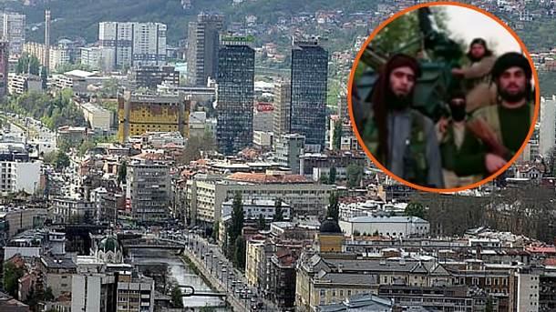 Sarajevo vehabije BiH Bosna i Hercegovina terorizam teroristi