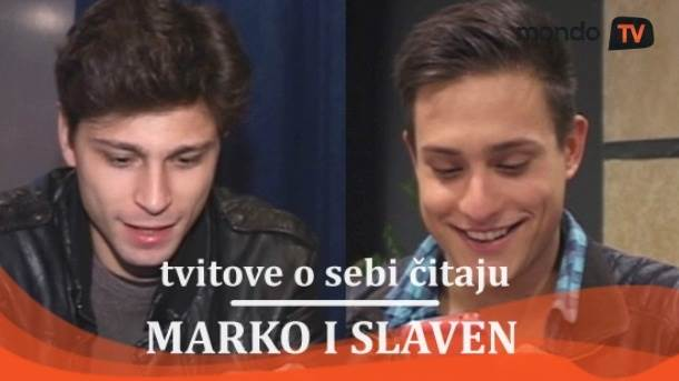 Marko Janketić, Slaven Došlo, glumci, muškarci, frajeri, mondo tv, tviter
