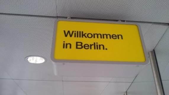 Aerodrom, Berlin