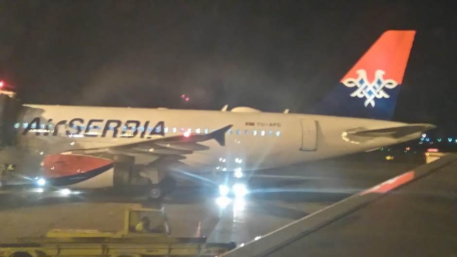 avion, Air Serbia, Er Srbija