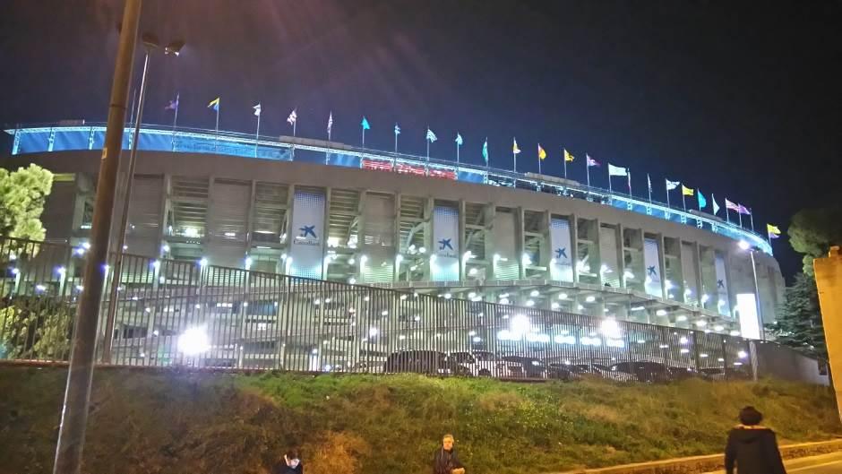 Barselona, Nou Kamp, stadion Barselone