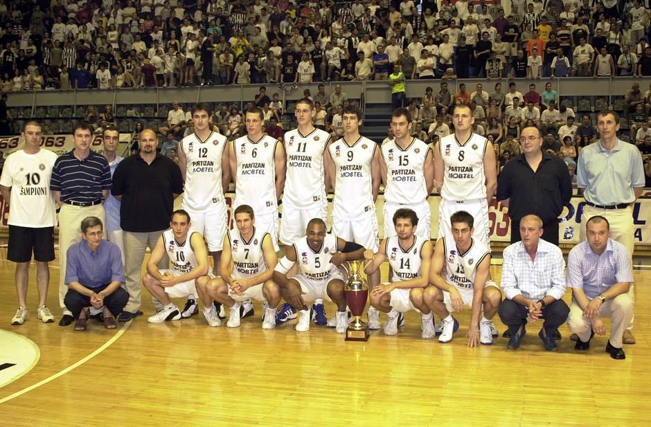 Džikić preuzeo Partizan: Propasti ne smemo!