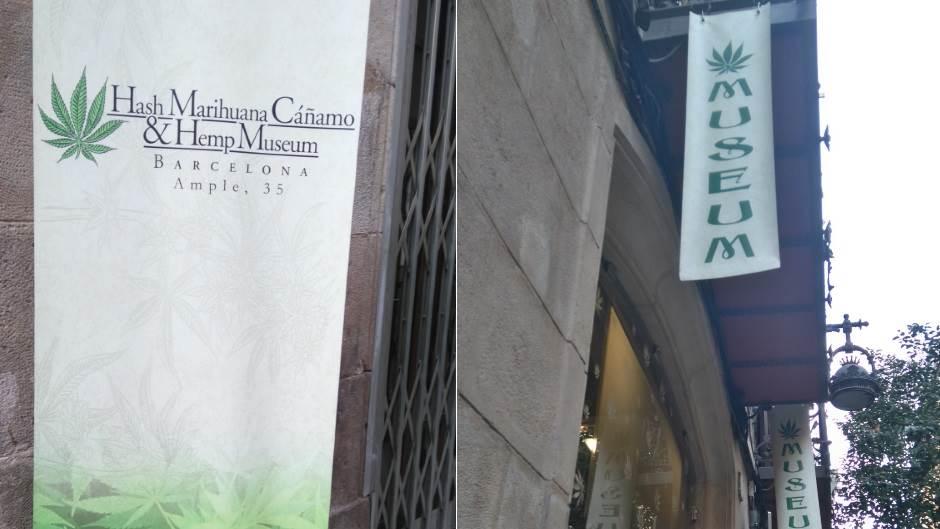 Barselona, muzej marihuane, marihuana