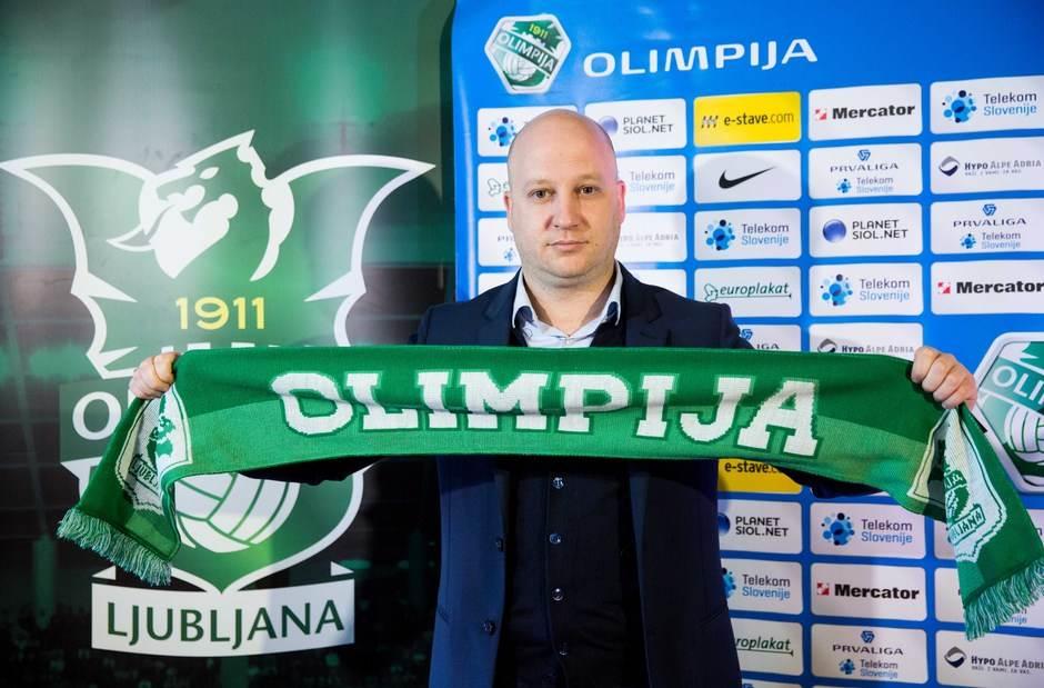 Marko Nikolić, Olimpija