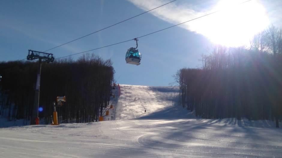 planina, stara planina, skijanje, sneg, gondola